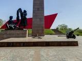 Героям фронта и тыла, мемориал